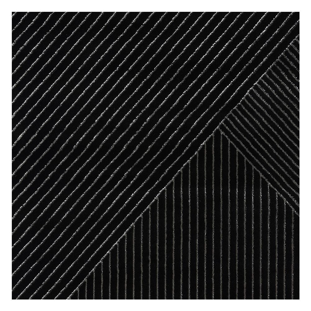 Image sur VENICE Rug Black - Large